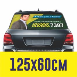 Adesivo Microperfurado | 125x60cm Adesivo Microperfurado 125x60cm
