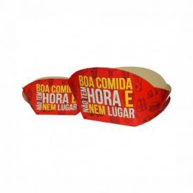 Batata Recheada | Pré-Fabricada | Pct C/ 50 Personalizado