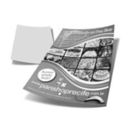 Impressão Digital | A3 | 1/0 Papel Para Impressão Digital 29.7x42 1/0 cores