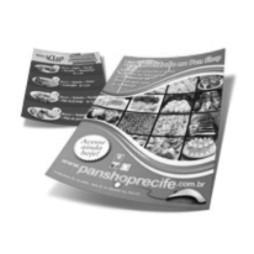 Impressão Digital | A3 | 1/1 Papel Para Impressão Digital 29.7x42 1/1 cores