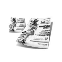 Impressão Digital | A4 | 1/1 Papel Para Impressão Digital 29.7x42 1/1 cores