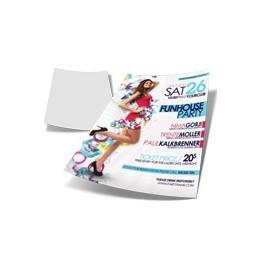 Impressão Digital | A4 | 4/0 Papel Para Impressão Digital 29.7x42 4/0 cores