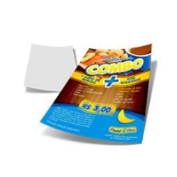 Impressão Digital | SRA3 | 4/0 Papel Para Impressão Digital 29.7x42 4/0 cores