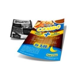 Impressão Digital | SRA3 | 4/1 Papel Para Impressão Digital 29.7x42 4/1 cores